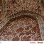 گزارش تصویری/ زیبایی های هنری اثر تاریخی بقعه شیخ جبرئیل اردبیل