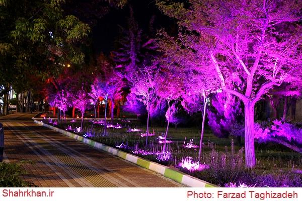 گزارش تصویری/ شب های روشن اردبیل در آستانه ماه مبارک رمضان