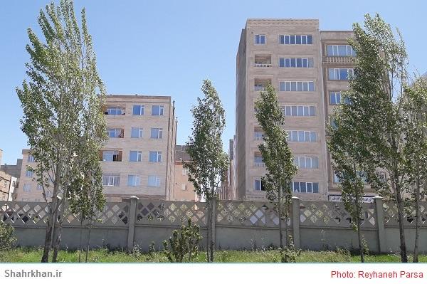 تکمیل ۷۵ درصد از پروژههای مسکن مهر اردبیل
