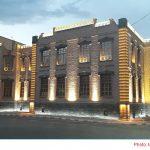 عمارت تاریخی شهرداری به عنوان موزه شهر افتتاح شد