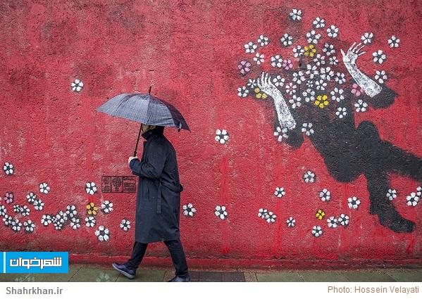 المان نقاشی دیواری