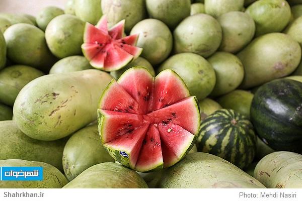 میوه فروشی با وانت، پدیده ای که تبدیل به معضل می شود