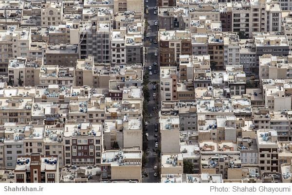 خوانش سیاسی فضاهای مدرن شهری