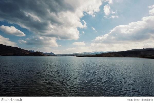 سد قرهقشلاق نمونه موفق سدهای معیشتی در توسعه منطقه است
