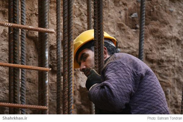 کارگر ساختمان